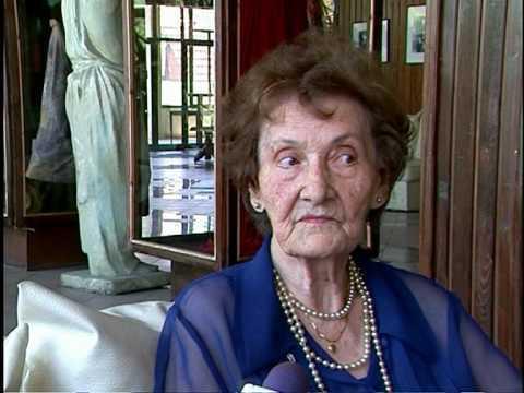 Ратка ЧОРЕВСКА (1924 – 2016),актерка