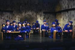 """""""Нашиот клас"""" , режија Владимир Милчин, игра одлична актерска екипа на Театарот за деца и младинци"""
