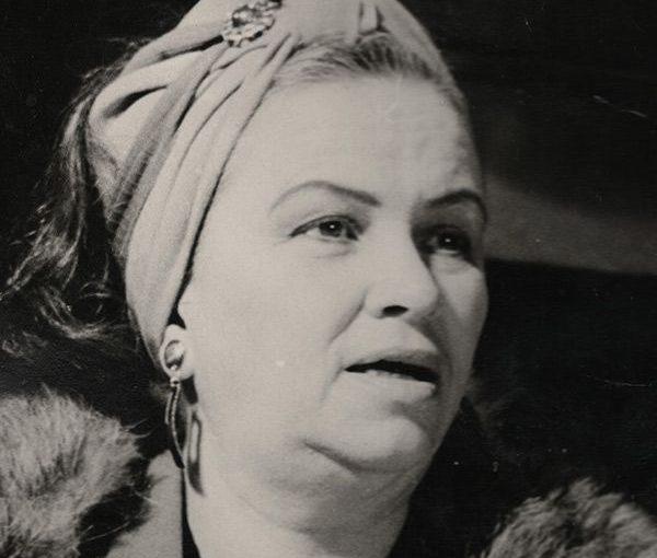 Незакет АЛИ (2.05.1933 – 21.12.2014), актерка