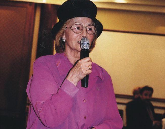 Вукосава Донева- Варколи (1935-2016)
