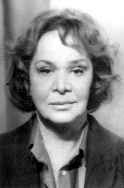 ТОДОРКА КОНДОВА-ЗАФИРОВСКА   ( 1926 – 2003 )