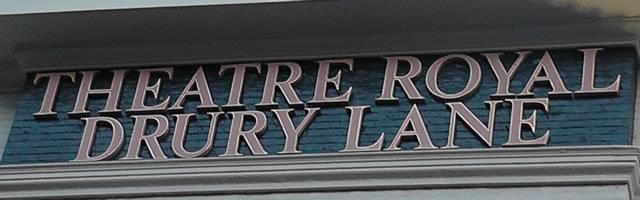 Театарот Ројал Друри Лејн – Лондон