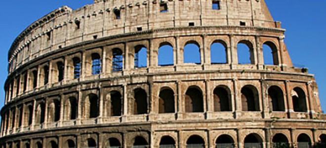 Римскиот Форум – Колосеум ( Амфитеатар )