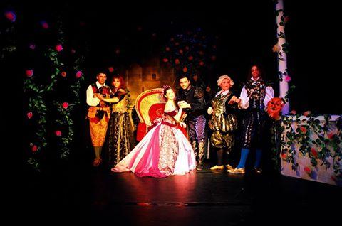 """350 изведби """"Убавицата и ѕверот"""" – рекордно најиграна претстава во Македонија, ја имаат гледано 40 илјади луѓе"""