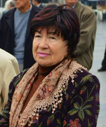 Зора Ѓорѓиева  1935 –  2014