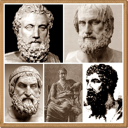 Творци на античката драма