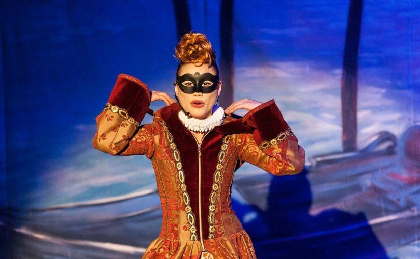 Силата и слабостите на театарската младост