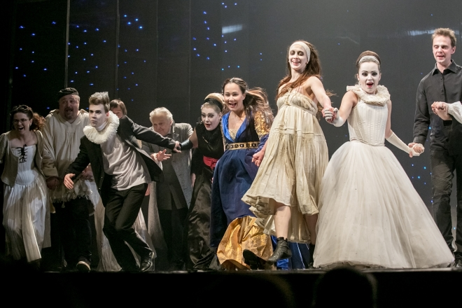 Голем успех за Битолскиот театар во Санкт Петербург