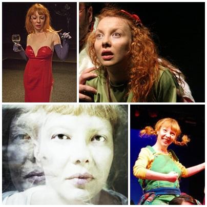 Соња Стамболџиоска  = актерка