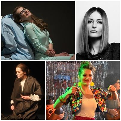 Сања Арсовска  – актерка