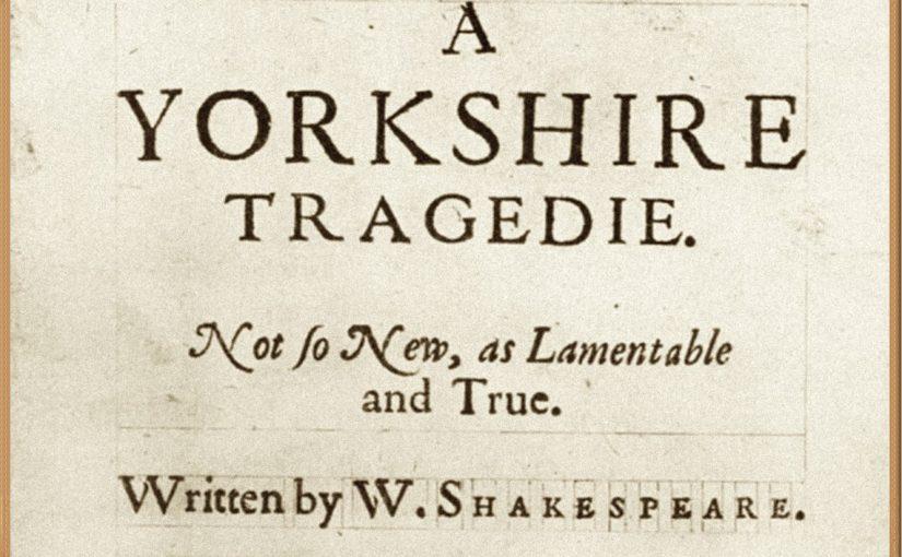 """Главна статија: """"Трагедиите на Шекспир""""."""