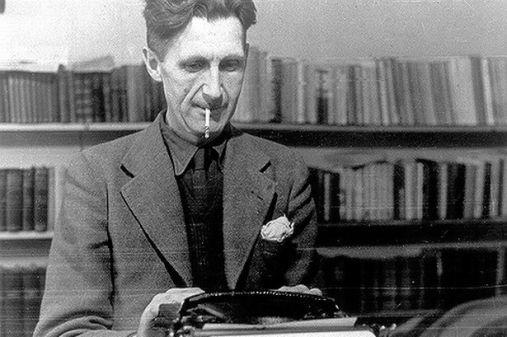 Џорџ Орвел  ( 1903–1950 )
