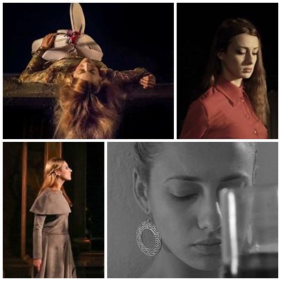 Катерина Аневска – актерка