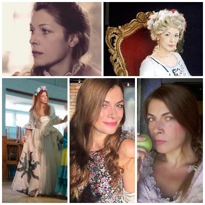 Елизабета Клинчаревска Младеновоска – актерка