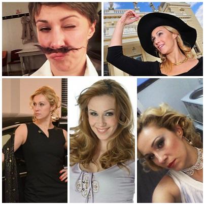 Катерина Шектанска Лаковски актерка