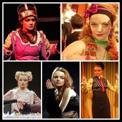 Елизабета Стефановска актерка
