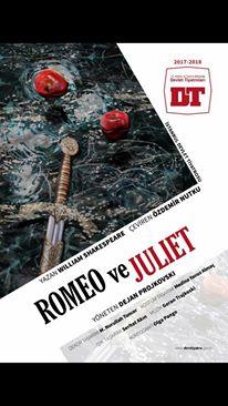 """Театарската претстава """"Ромео и Јулија"""",најдобра претстава за 2017 година во Турција"""