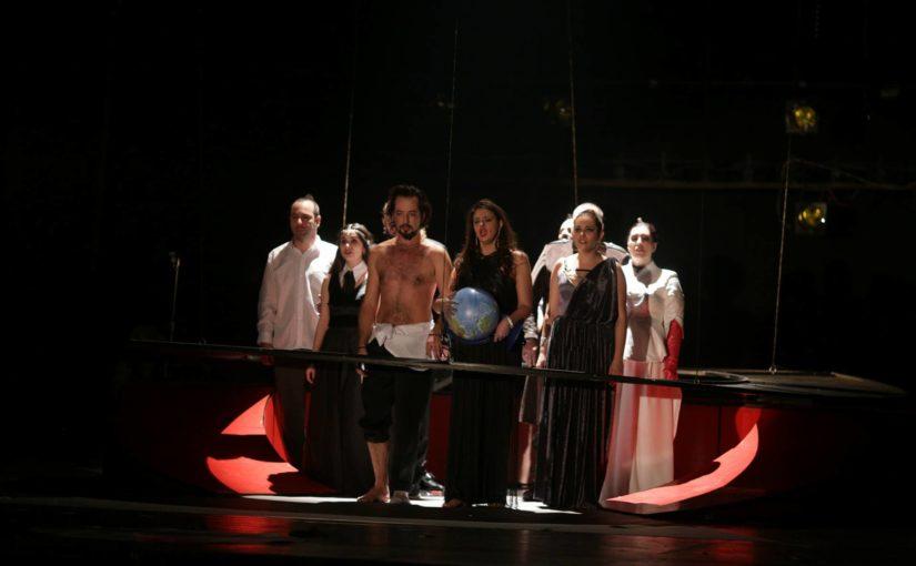 """Премиера на """"Среќна Нова година""""  – 2018 за почеток на оваа театарска година со Турскиот театар од Скопје"""