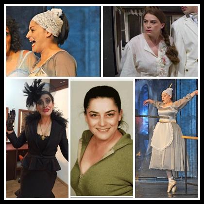 Калина Наумовска актерка