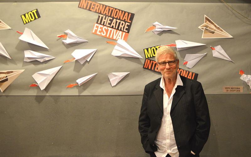 Валентин Венцел, директор на Новосадскиот театар